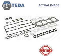 Engine Top Gasket Set Elring 213900 I For Mitsubishi Space Wagongalant Vi 2.4l