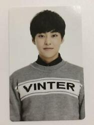 Exo Xiumin Sum Clevos Coex Limited Official Trading Photo Card