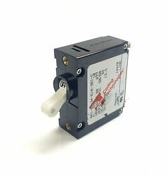 Carling Technologies 10 Amp White Toggle Switch Circuit Breaker Aa1 Series. ...