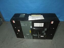 Square D Mhl366001212 Breaker 600a 3p 600v Ac 250v Dc W/ Aux. Switch Used