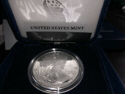 End Of World War 2 Wwii 75th Anniversary American Eagle Silver Proof Coin