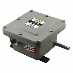 Hubbell Workplace Solutions 55-7e-4dp-wl-80 Nema 7 Switch4 Con Dplh Shaft