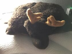 Authentic Pee-wee Pillow Pet Previously Owned By Chuck Norris