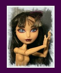 Ever After High Doll Cerise Hood Spring Unsprung Nude For Ooak Or Play
