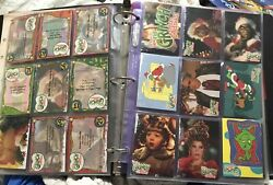 Huge Dragon Ball Z Cards Two Albums And Much More