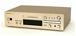Onkyo Md Player Mini Disk Recorder Deck Md-125 Digitized To 20bit Japan 4003