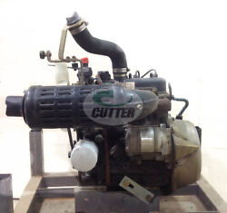 Used Kubota D662 3 Cylinder 18hp Non-turbo Charged Diesel Engine