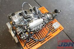 Toyota Tacoma 4runner T100 2.7l 4-cyl Coil Engine Auto Rwd Trans Jdm 3rz-fe 1