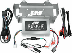 J And M Rokker Xxrp 4 Channel Amp Jamp-800hc14-ulp