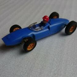 Scalextric Tri-ang Brm F1 Slot Car 1/32 Blue 1960and039s Made In England Rare 4020