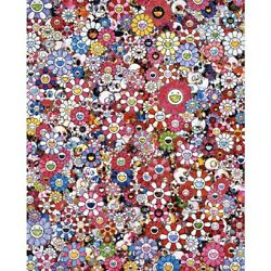 Takashi Murakami Hold Peace And Darkness In Your Circus Heart Ed.300 S/n