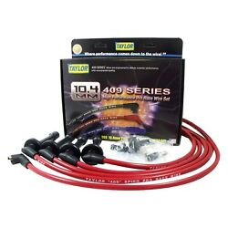 For Honda Accord 1990-1993 Taylor Cable 79272 409 Spiro Pro Ignition Wire Set
