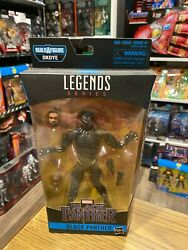 Marvel Legends Hasbro M#x27;Baku BAF BLACK PANTHER Chadwick Boseman 6quot; Figure New