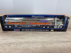 Vintage Mobil 1999 Limited Edition Collector Toy Diecast Truck 1/43 Scale New