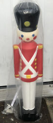 """New 33"""" Toy Soldier Blow Mold"""