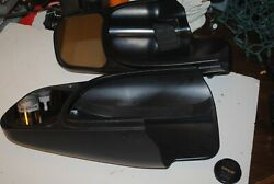 Set Of Two Side View Mirror Extenders For Towing Trailers Chevrolet 2000 To 2006