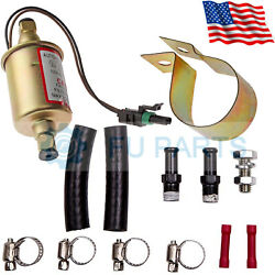 Fuel Pump With Gaskets Fit For 1992-2002 Chevy Chevrolet Gm Gmc 6.5l E8413