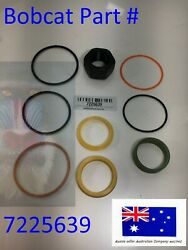 Hydraulic Bucket And Blade Cylinder Seal Kit Fits Bobcat 7225639 335 435