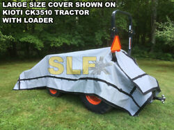 Large Outdoor Compact Tractor Cover Usa Made Kubota L New Holland Massey Ford