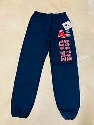 Boston Red Sox Youth Large Gildan Sweatpants Boys L