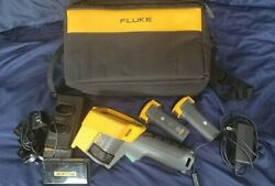 Fluke Ti27 Handy Thermography W/caseslightly Used
