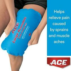 Ace Reusable Cold Compress Large Helps Relieve Pain Caused By Sprains And
