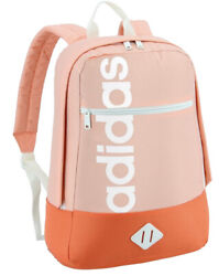 Adidas Backpacks School Bags Orange 100% AUTHENTIC New $35.00