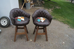 4 Mid Century Chairs Whiskey Barrel Chairs Brothers Of Kentucky Chairs Bar Stool