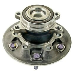 For Chevy Colorado 09-14 Wheel Bearing And Hub Assembly Advantage Front