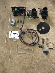 Corvair 65-69 Car, 2-tbi Electronic Fuel Injection And Ignition Kit