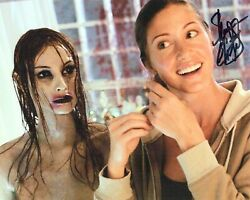 Shannon Elizabeth  Signed Autograph 20x25 Cm Thirteen Ghosts In Person