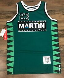 Martin Payne 90and039s Tv Show Marty Mar 23 Lawrence Authentic Basketball Jersey New