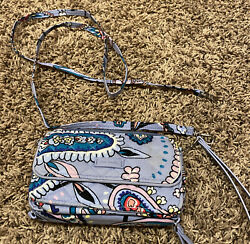 VERA BRADLEY All in One Crossbody for iPhone 6. in Makani Paisley $25.00