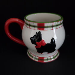 One Global Design Connections Collection Scottie Puppy Dog Mug Free Shipping