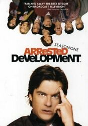 [new And Sealed 3-disc Set Dvd] Arrested Development   Season One   2004
