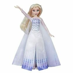 Disney Frozen Musical Adventure Elsa Singing Doll Sings Show Yourself Song From