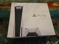 Playstation 5 - Ps5 - Sony Playstation 5 Disc Version - Arrives Before Christmas