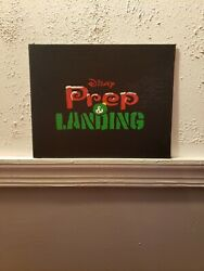 Prep And Landing Painting
