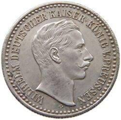 Germany Empire Wilhelm 2 Mark-size 29 October 1888 Top T113 055