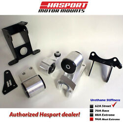 Hasport Mounts 2006-2011 For Civic Si Stock Replacement Mount Kit Fdstk-62a