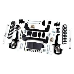 For Ram 1500 2012 Zone Offroad 6 X 5 Front And Rear Suspension Lift Kit