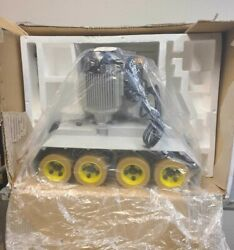 Af48 4 Wheel Power Feeder - 1hp Co-matic Comatic Af 48 With Universal Stand