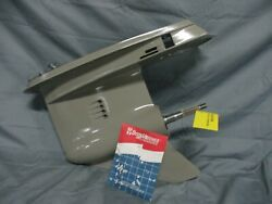 Evinrude Johnson Outboard 1993-98 V4 88-115hp Lower Unit/gearcase 5000356 435474