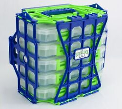 Lure Lock Lure Locker Medium With 5 Pack Of Tackle Boxes Ll2-l5-3101