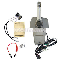 5006184 Remote Throttle Control Dual Lever For Johnson And Evinrude Boat Engines