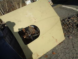 1974 Pontiac Gto Shaker Hood 1 Year Only Rare Find Super Nice