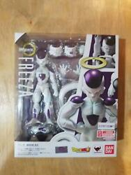 New Authentic Bandai Tamashii Nations S.h.figuarts Frieza Resurrection