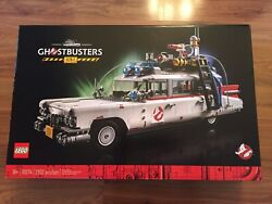 Lego Set 10274 Creator Ghostbusters Ecto-1 - 2352 Pieces Brand New In Box