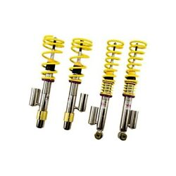 For Bmw X3 18-20 Coilover Kit 1.2-2.2 X 1-2 V3 Inox-line Front And Rear