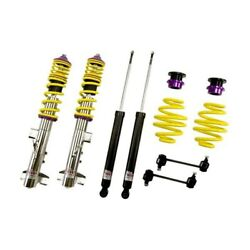 For Bmw M3 95-99 Coilover Kit 1.2-2.3 X 0.8-2 V1 Inox-line Front And Rear